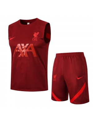 Chaleco + Shorts Liverpool 2021/2022