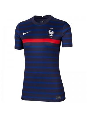 Camiseta Del Francia Primera Equipacion 2021 mujer