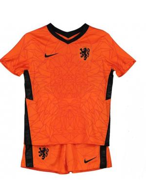 Camiseta De Países Bajos 2021 Niños