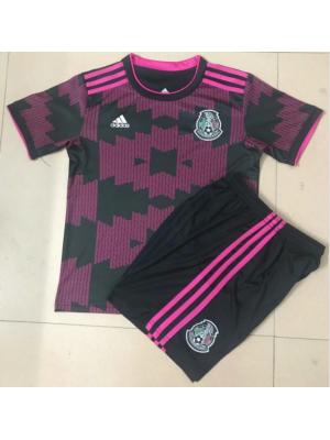Camisas del México 1a Eq 2021 niños