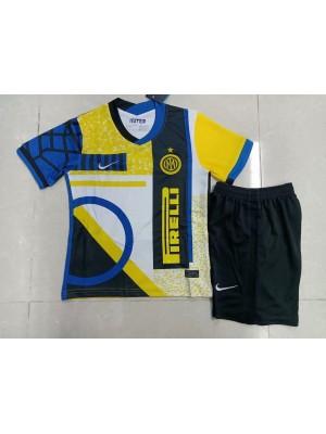 Camiseta Inter Milan 2021/2022 Niños
