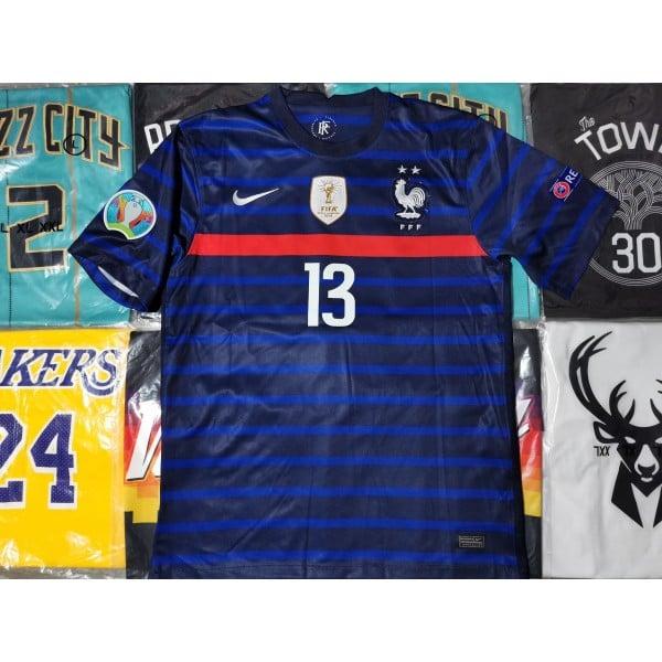 Camiseta Del Francia Primera Equipacion 2021
