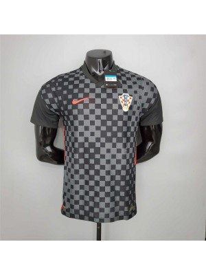 Camiseta De Croacia 2021
