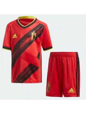Camisas del Bélgica 1a Eq 2020 niños