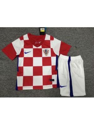 Camisas del Croacia 2021 niños