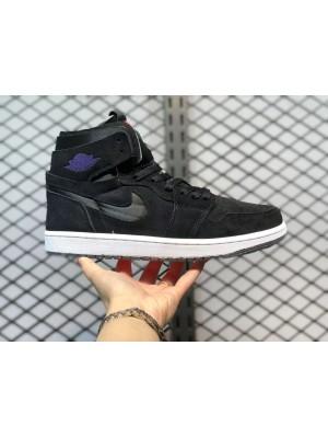 "Air Jordan 1 High Zoom""Court Purple"""