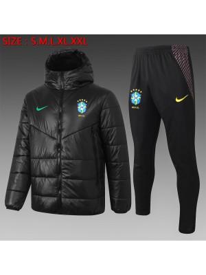 Chaqueta de invierno + Pantalones Brésil 2021