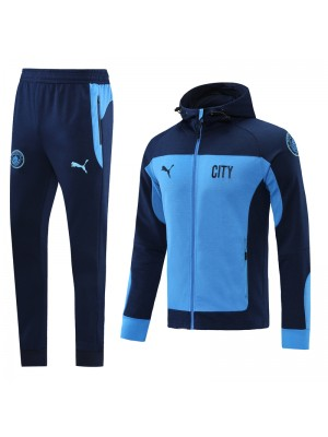 Chaqueta con capucha + Pantalones Manchester City 2020-2021