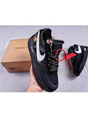 Off White x Nike Air Force 1 07