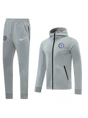 Sudadera + Pantalones Chelsea 2020-2021