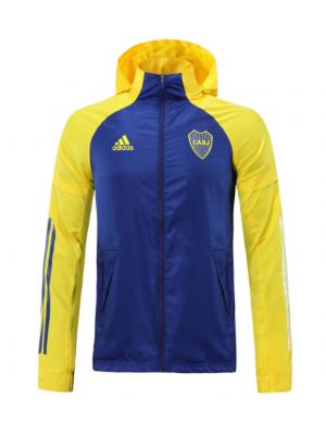 Cortavientos Boca Juniors 2020/2021