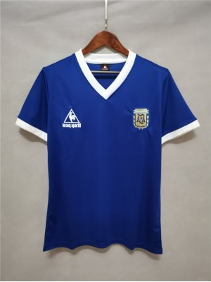 Camiseta del Argentina 1986