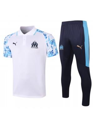Polo + Pantalones Olympique de Marseille 2020-2021