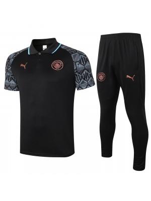 Polo + Pantalones Manchester City 2020/2021