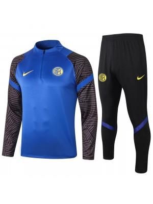 Chándal negro Inter de Milán 2020/2021