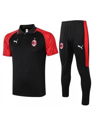 Polo + Pantaloni AC Milan 2020-2021
