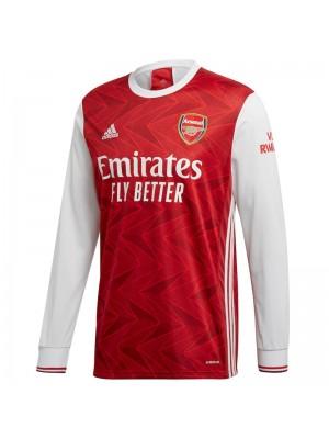 Camiseta Arsenal Primera Equipacion 2020-2021 Manga larga