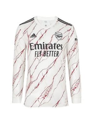 Camiseta Arsenal 2a Equipacion 2020-2021 Manga larga