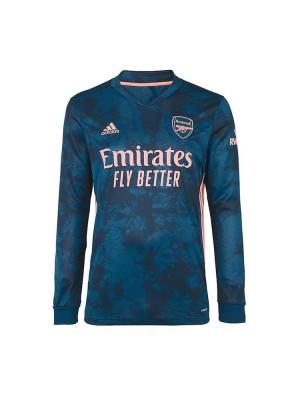 Camiseta Arsenal 3a Equipacion 2020/2021 Manga larga
