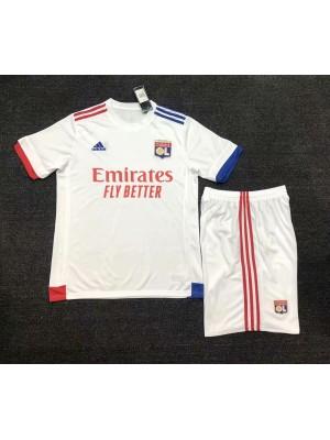 Camiseta Olympique Lyon 1a Equipacion 2020/2021 Niños