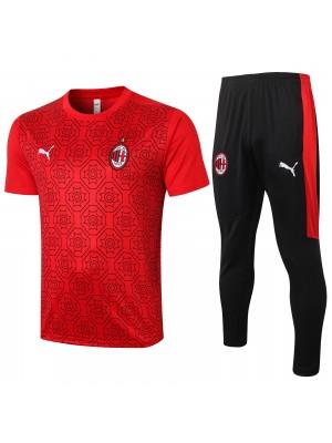 Camicie + Pantaloni AC Milan 2020-2021