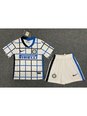 Camiseta Inter Milan 2a Equipacion 2020/2021 Niños