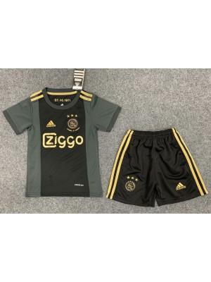 Camiseta Ajax 3a Equipacion 2020/2021 niños