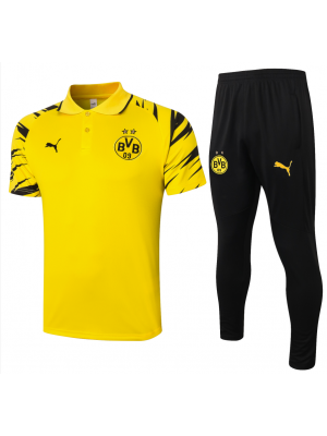 Polo + Pantalones Borussia Dortmund 2020-2021