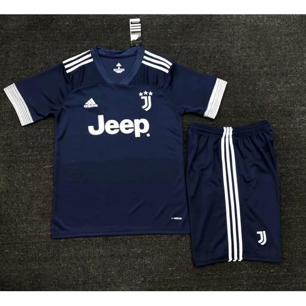 Camiseta Del Juventus 2a Eq 2020-2021 Niños