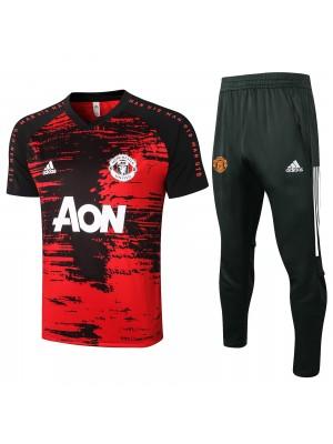 Camiseta + Pantalones Manchester United 2020/21