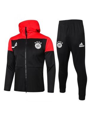 Chaqueta con capucha + Pantalones Bayern Munich 2020/2021