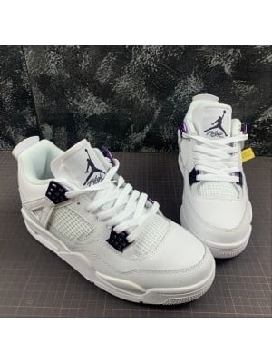 Air Jordan 4 Court Purple