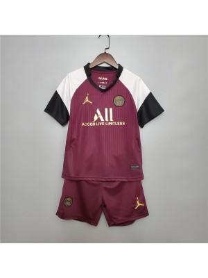 Camiseta Jordan X PSG 2020/2021 Niños