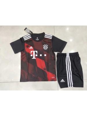 Camista Bayern Munich 3a Equipacion 2020/2021 Niños