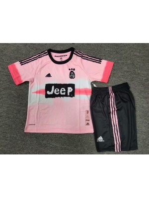Camiseta Del Juventus 2020-2021 Niños