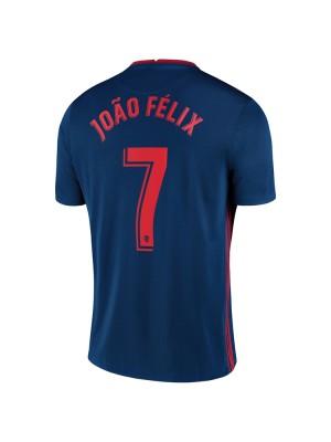 Camiseta Atletico Madrid 2a Equipacion 2020/2021 João Félix