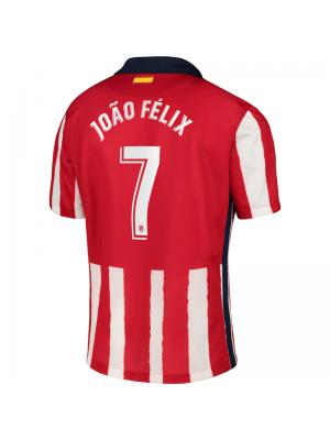 Camiseta Atletico Madrid Primera Equipacion 2020/2021 João Félix