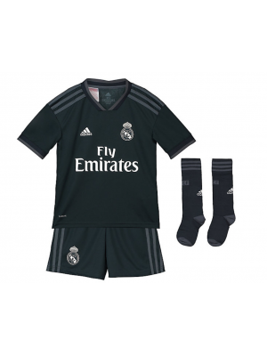 Camiseta Real Madrid 2a Equipacion 2018/2019 Niño