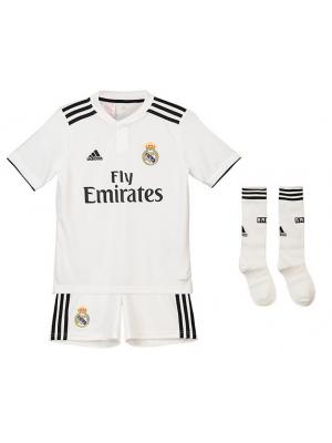 Camiseta Real Madrid 1a Equipacion 2018/2019 niños