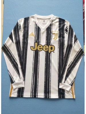 Camiseta De Juventus 1a Equipacion 2020-2021 ML