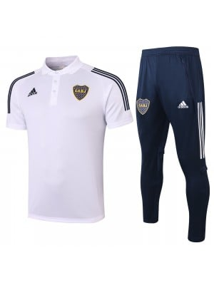 Polo + Pantalones Boca Juniors 2020-2021