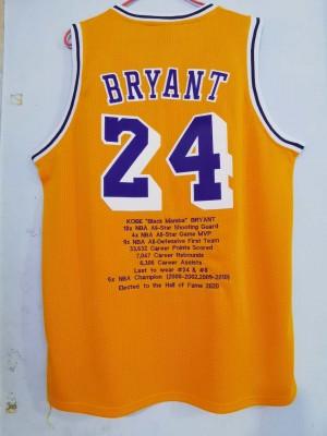 Lakers BRYANT 24