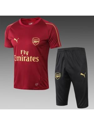 Conjuntos de camisetas de entrenamiento del Arsenal 2018/2019