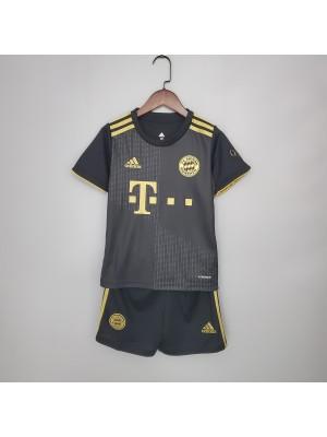 Camista Bayern Munich 2a Equipacion 2021/2022 Niños