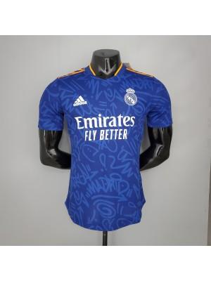 Camiseta Real Madrid 2a Equipacion 2021/2022 Jugador