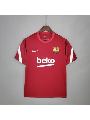 Traje de entrenamiento 21/22 Barcelona rojo