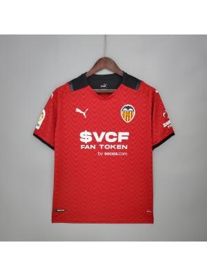 Camiseta Valencia 2a Equipacion 2021/2022