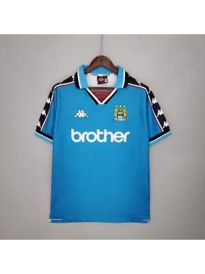 Camiseta Manchester City 97/99 Retro