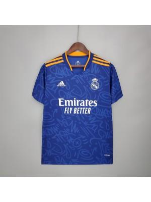 Camiseta Real Madrid 2a Equipacion 2021/2022
