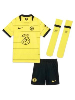 Camiseta De Chelsea 2a Equipacion 2021-2022 Niños